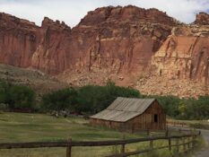 Full-Time RV Adventures in Capitol Reef National Park