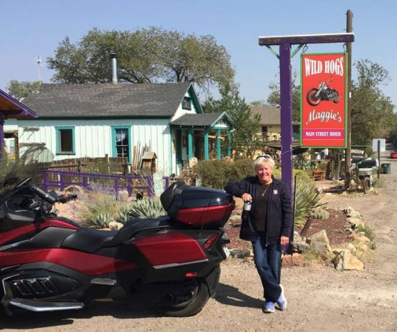 Madrid, NM from the movie, WIld Hogs
