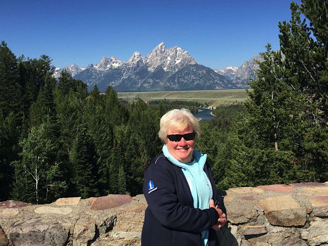 The Grand Tetons & Snake River riding from our full-time RV lifestyle