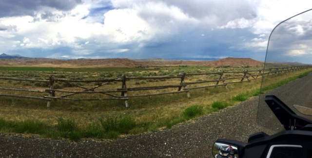 Full time RV living equals adventures in Wyoming